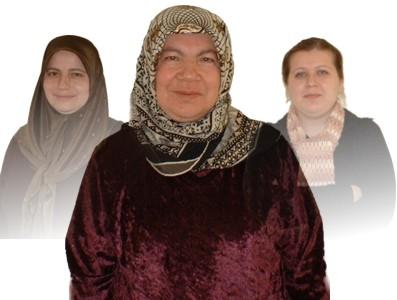 Deelneemster aan de eerste Themisgroep in 2002-2004